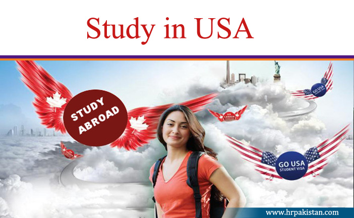 Study in USA – Apply Now