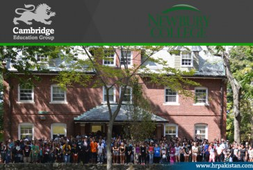 CEG Newbury College at a glance