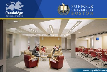 CEG Suffolk University at a glance