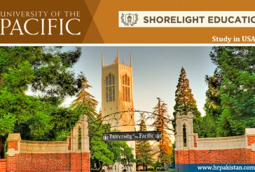 University of Pacific :: Shorelight Education