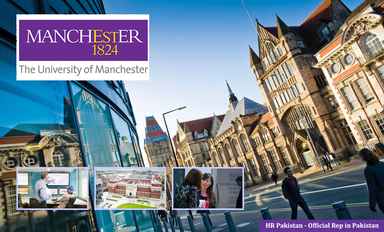The University of Manchester (England)